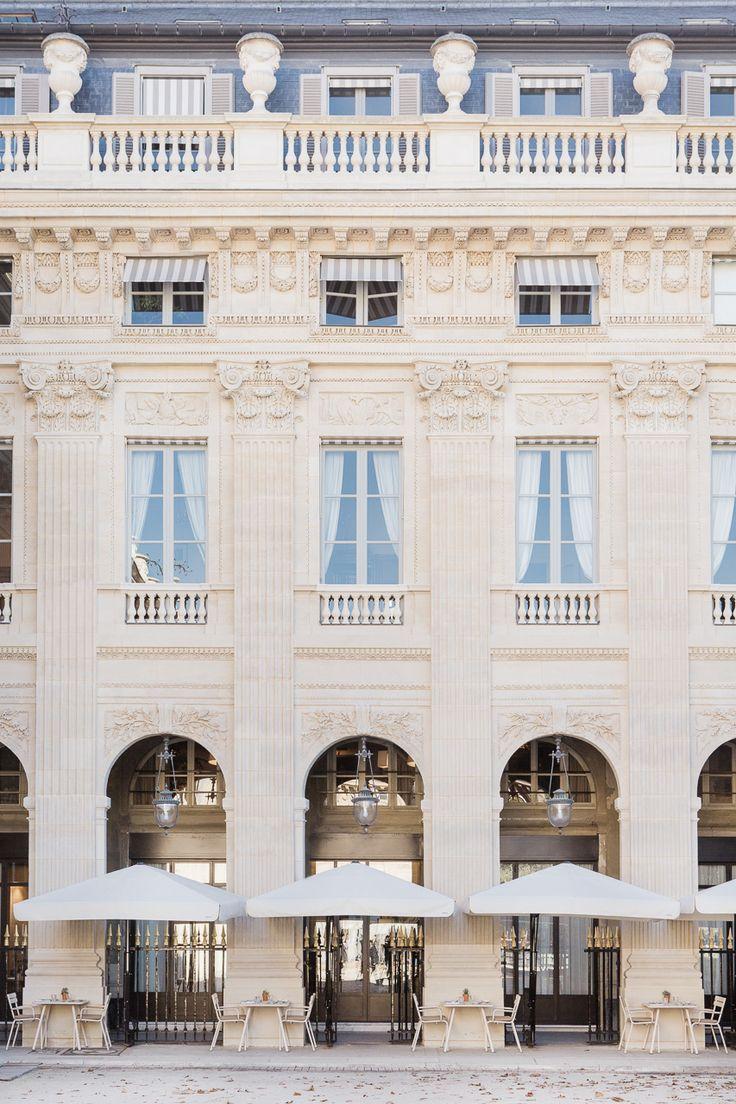 Grand hotel du palais royal paris black tomato - Restaurant Du Palais Royal Paris Le De France