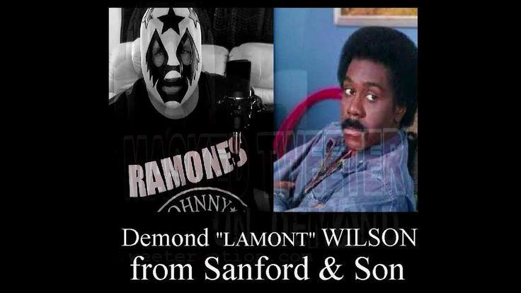 Candid Interview w/ Lamont Sanford (Demond Wilson) Sanford & Son