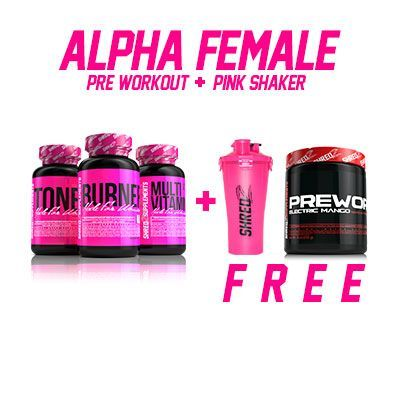SHREDZ® Supplements - Fat Burner, Her Creatine, Multivitamin