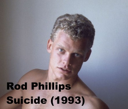 Rod Phillips: Phillips 23 August, 1960 24 May 1993 Suicide Years, 1993 Suicide Years Active, Gay Porn, 23 August 1960 24 May, Active 1983 1993 Started, Porn Stars, 23 Years