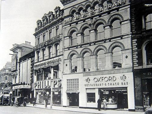 The Birmingham News Theatre opened by Jacey Cinemas Ltd