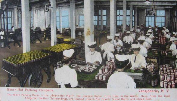 Beechnut packing Company