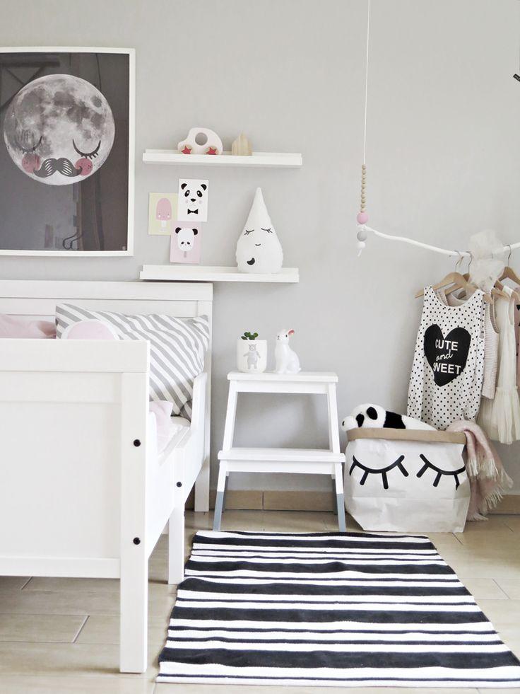 Lovely Details From A Scandi Kids Room Unisex Nursery Ideaskid