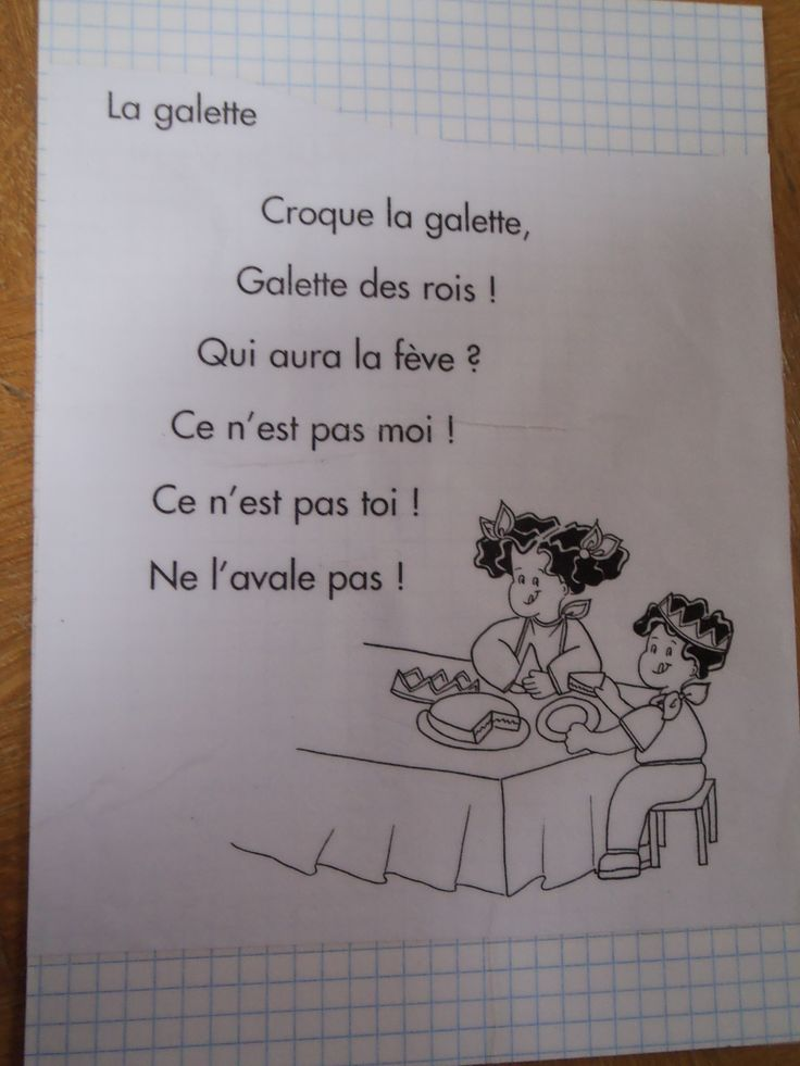 croque galette. Nelly CV