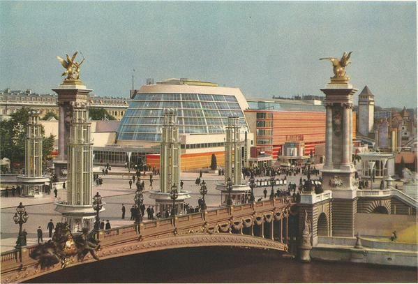Exposition Universelle de 1937, Paris.