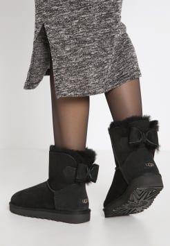 UGG - NAVEAH - Korte laarzen - black