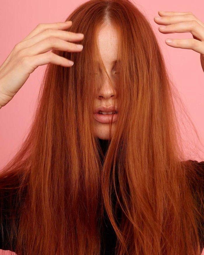 Haare Hellbraun Färben Genial Ombre Blond Okázal½ Trend