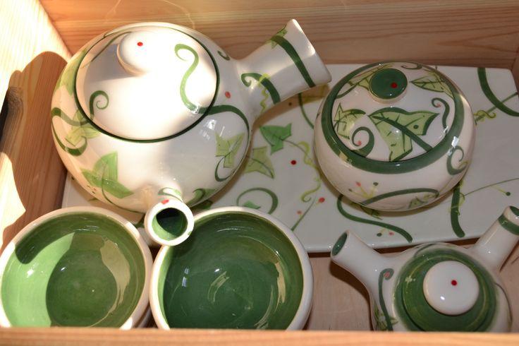 Tea set Quasimodo3 https://www.facebook.com/pages/Quasimodo3/145083265564956?ref=hl