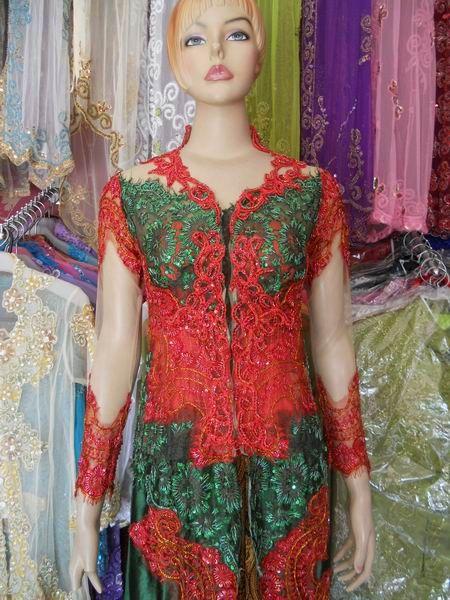 Contoh 1000 Model Baju Gamis, Baju Batik, Kebaya Modern ...