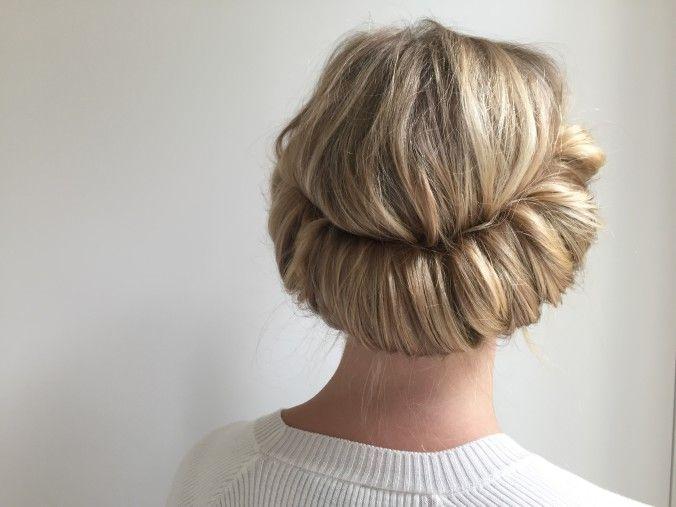 Fin på Håret 3 minute hairdo