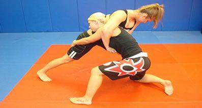 Women's Brazilian Jiu-jitsu and Submission Wrestling program.