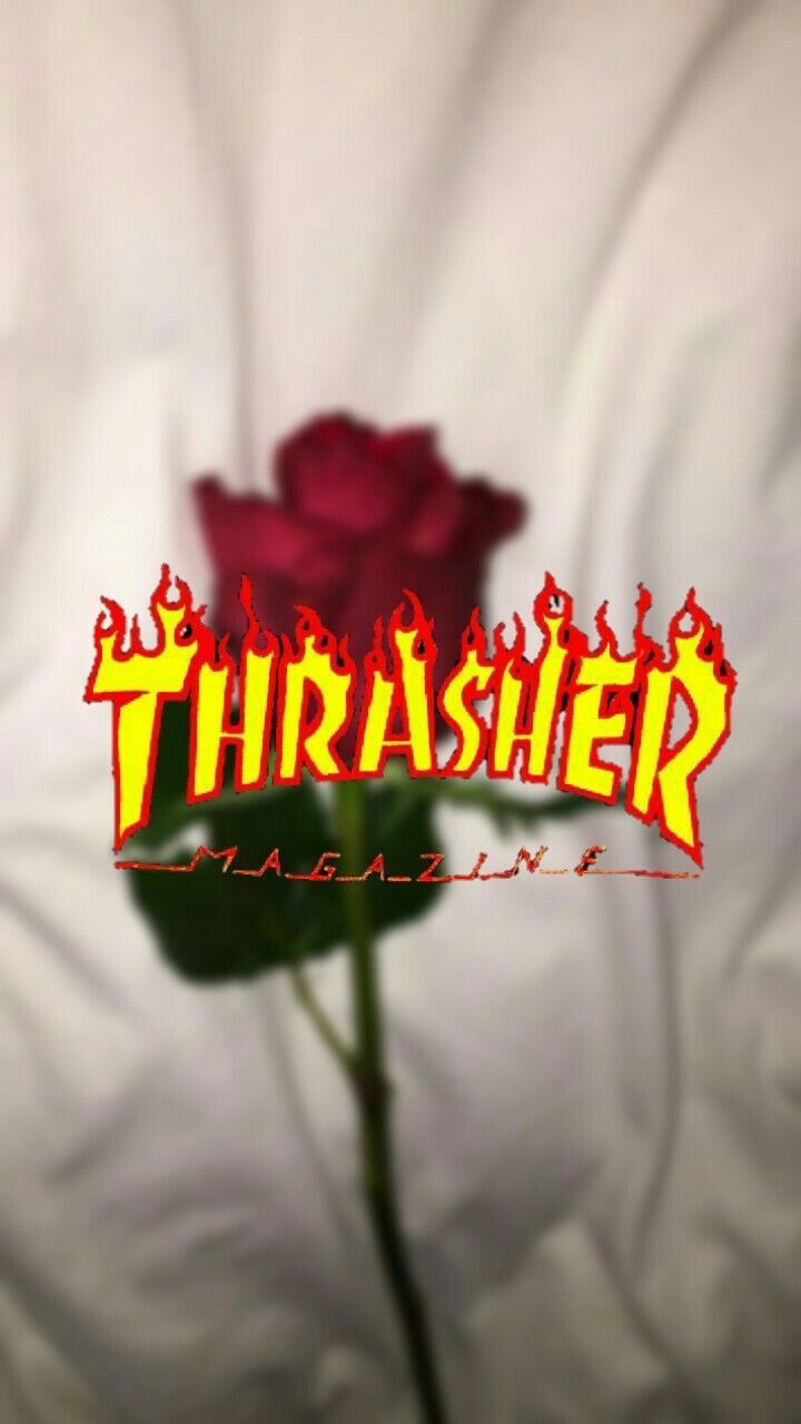 FOLLOW ME Für mehr … FOLLOW-ME Wallpapers Thrasher Iphone -Android – Tereza H