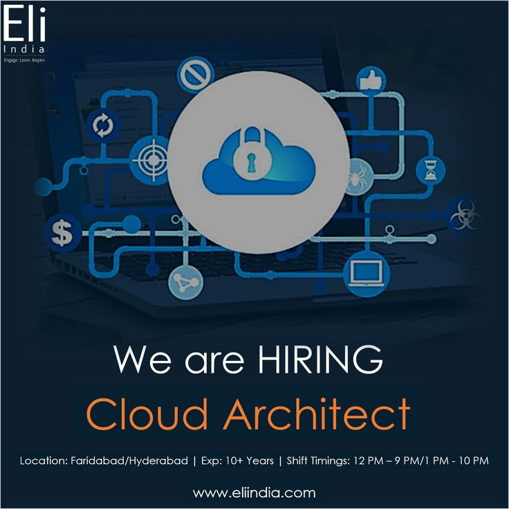 Cloud Architect Jobs Hyderabad, Cloud Architect Jobs Faridabad - Eli India