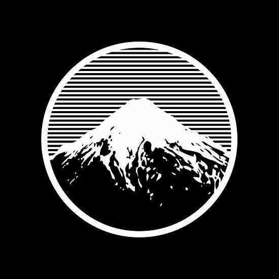 Retro Mountain