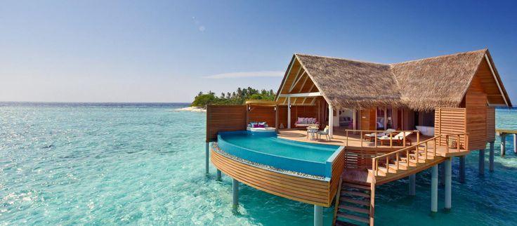 Water Pool Villa på Milaidhoo Island, Maldiverne