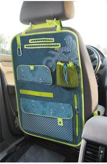 Uitvindingen voor kinderen - Autoaccessoire Cross Race - Kinderen onderweg - Tassen + koffers - Speelgoed & meubels