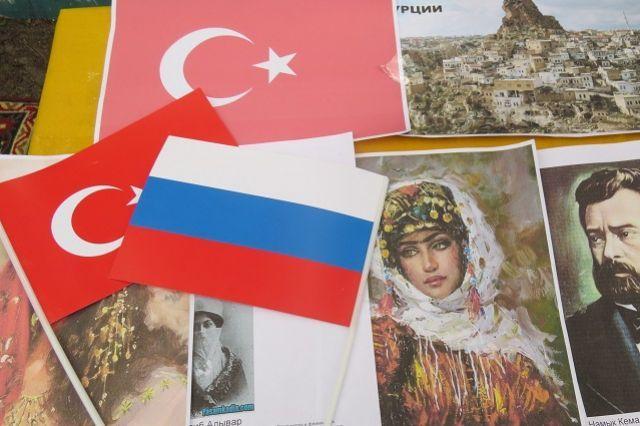 Турция ведет переговоры с Россией об отмене виз