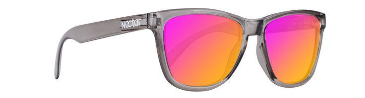 Disco - Vibrant Polarized Wayfarers | Nectar Sunglasses