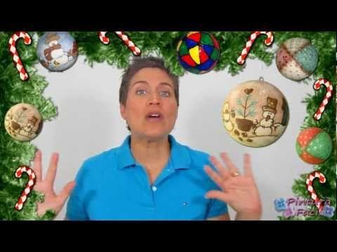 adornos de navidad con bolas painting christmas balls pintar de navidad pintura facil para