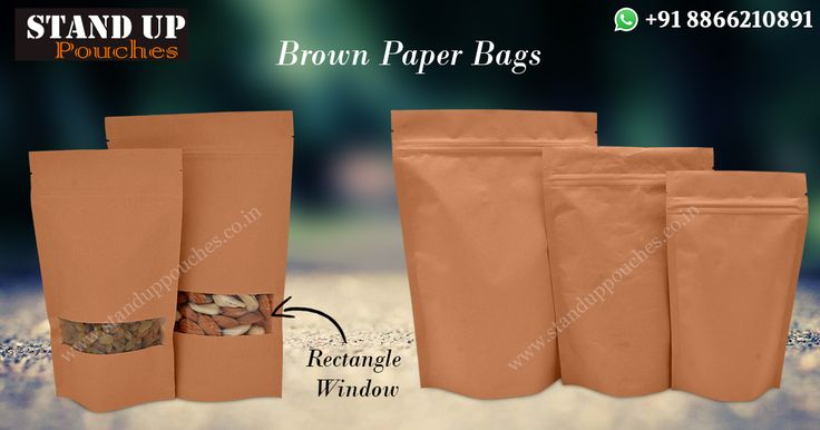 We offer versatile and innovative #Kraftpaperbags and #whitepaperbags, which are available in several sizes and shapes like #standuppouches, #sidegussetbags, and many others