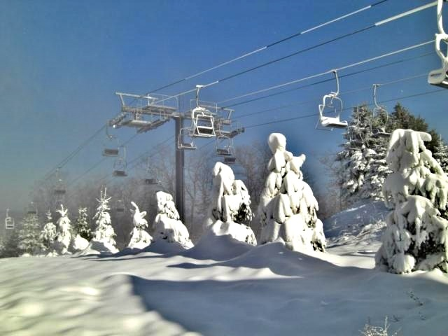 Jack Frost Big Boulder Ski Resort Lake Harmony, Pa (Pocono Mountains)
