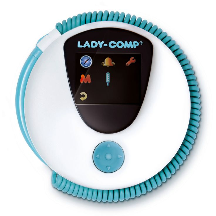 LADY-COMP BABY computer cycle 1 piece, ovulation calculator, family planning