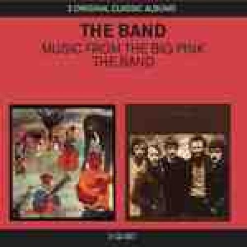 MUSIC FROM BIG PINK ALBUMS | the band - classic albums - music from big pink / the band - resident