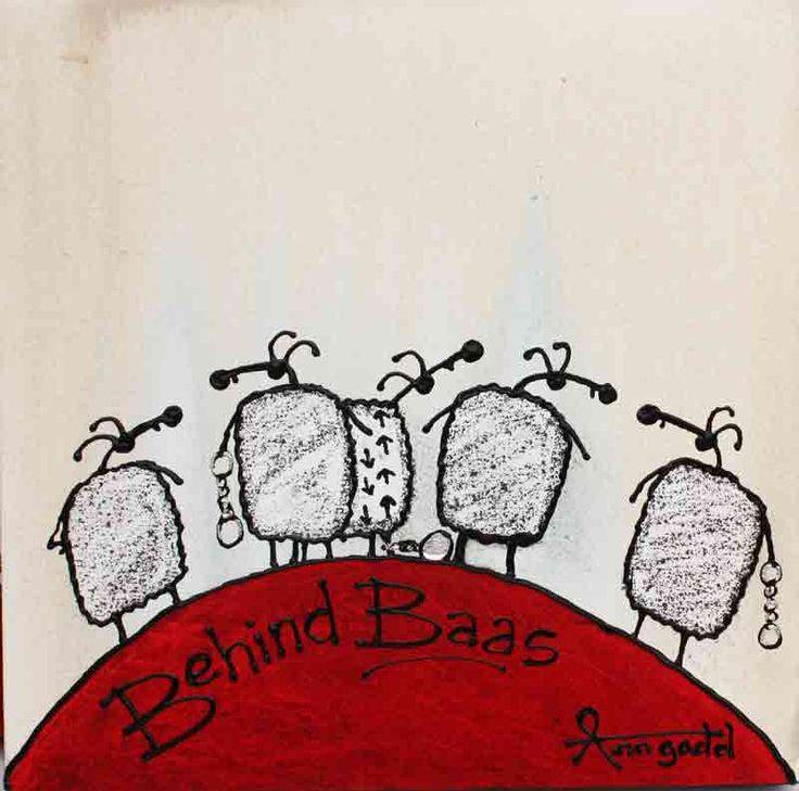 Behind Baas | ::Art for Ewe::::Art for Ewe::