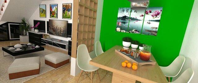 Desain dan Perencanaan Interior Desain Arsitektur Desain Furniture 3D Rendering Interior dan Exterior