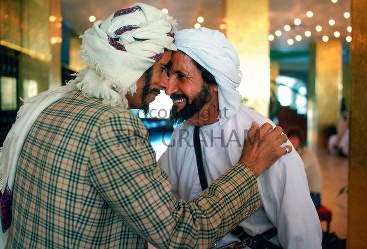 Emirates Arab Headdress