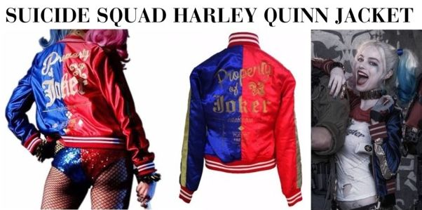 For all those ladies who want to be fresh and energetic try out this Suicide Squad Harley Quinn Jacket as latest piece of our online store fitjackets.com  #SuicideSquad #Movie #HarleyQuinn #WinterSale #WinterFashion #WinterCostume #Cosplay #Celebrity #Sexy #Hot #Shopping #Fashion #WomensOutfit #WomensFashion #geektyrant #geek #geekcheezburger #cheezburger