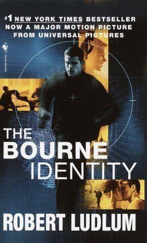 The Bourne Identity (Jason Bourne #1).    Good book.   The Bourne series is quite well written. The movie is never as gripping as the book.