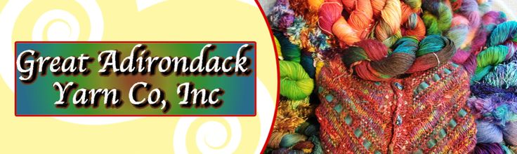 Great Adirondack Yarn Company,Wholesale Yarn, Come visit our site!