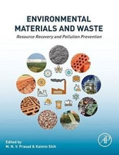 Environmental Materials and Waste. Resource Recovery and Pollution Prevention free download by M.N.V Prasad Kaimin Shih ISBN: 9780128038376 with BooksBob. Fast and free eBooks download.  The post Environmental Materials and Waste. Resource Recovery and Pollution Prevention Free Download appeared first on Booksbob.com.