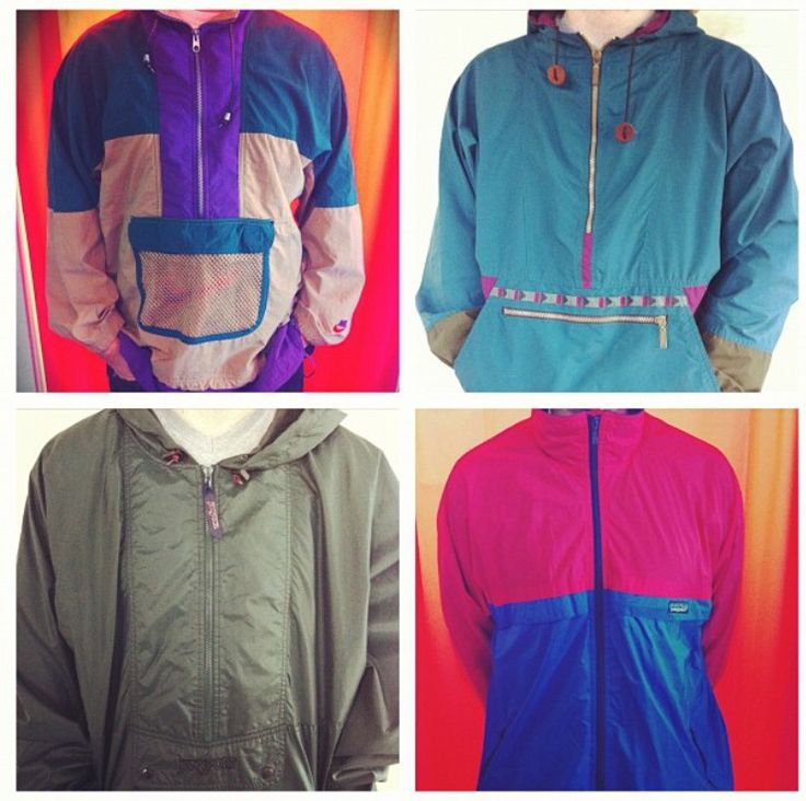 Past anoraks from ROTP