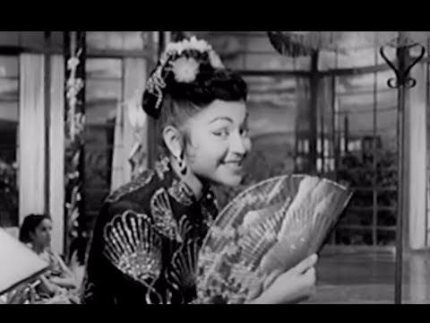 Helen sings of adventures with Sinbad and Aladdin in the song Mera Naam Chin Chin Chu from the film Howrah Bridge (Shakti Samanta, 1958)