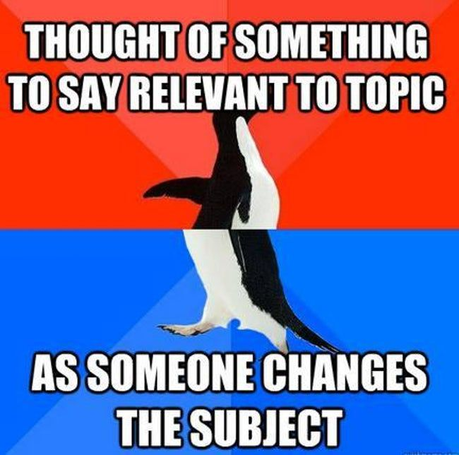 The 35 Best Socially Awesome Awkward Penguin Memes Penguin Meme Socially Awkward Penguin Penguins Funny
