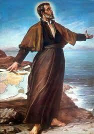252 – (7 de Abril)  El delfín Francisco Javier parte hacia Oriente para desarrollar una labor misionera.