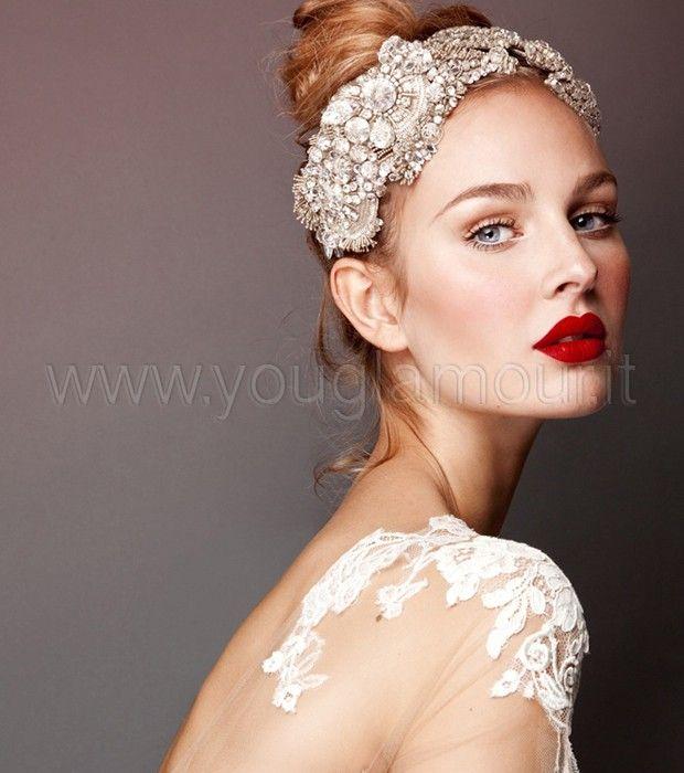 Trucco sposa 2014: consigli e idee