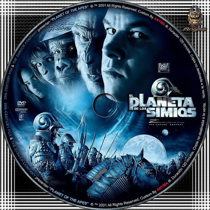 El planeta simios 2001 v3   por Anyma 2000
