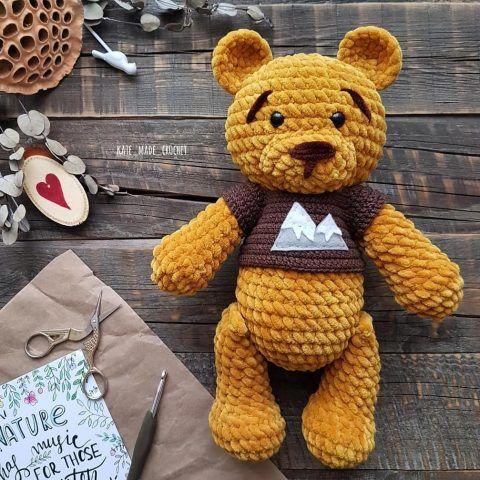 Amigurumi Crochet Pattern ~ Amigurumi #amigurumi #amigurumidoll #amigurumipatter…