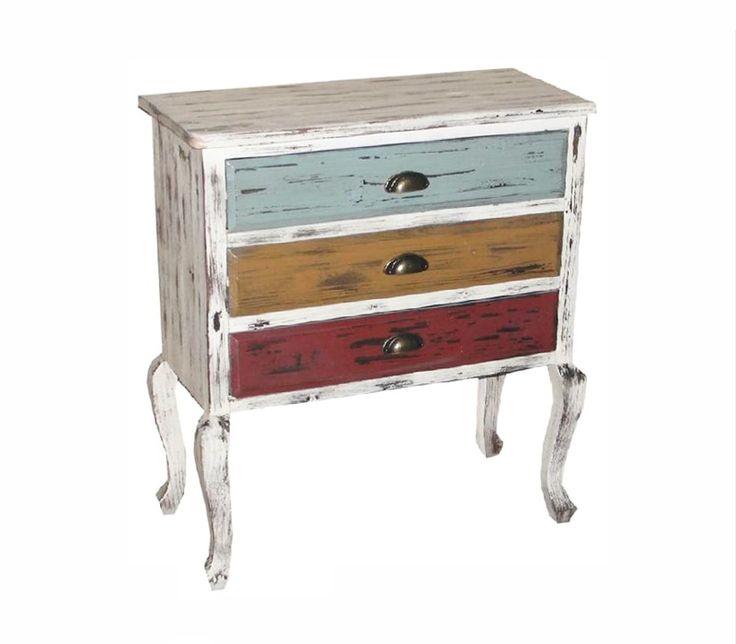 La técnica para envejecer un mueble es bastante sencilla. Crea una decoración elegante, dando un aire distinguido a nuestro hogar.