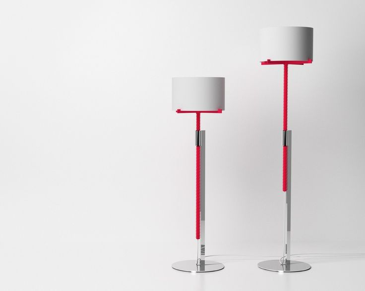 Screw Me Floor Lamp by Jonathan Rowell. - Design Is This