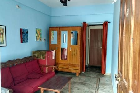Check out this awesome listing on Airbnb: Deluxe Morjim Beach Holiday Apartment  Goa Wifi - Apartments for Rent in Morjim