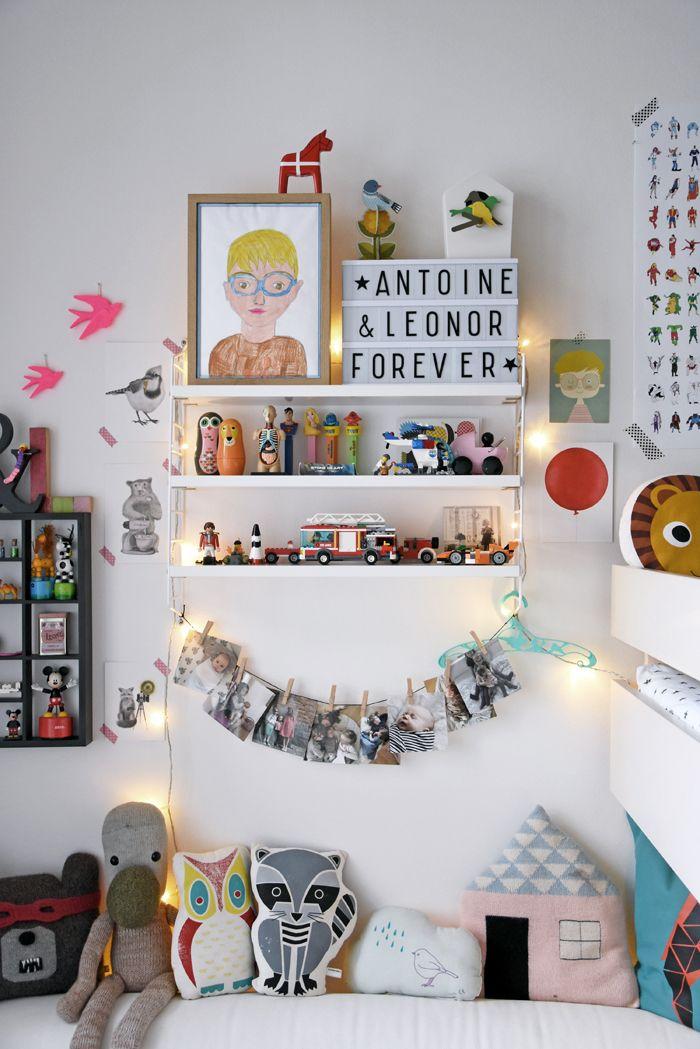 Una Habitacion Para Dos De Lo Mas Encantadora Kids Pinterest