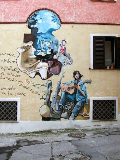 murales orgosolo de andrè - Cerca con Google