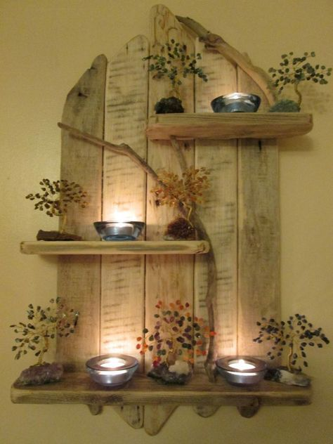 Bougies luminaires