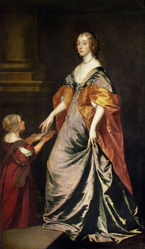 Mary Stewart, Duchess of Richmond - Anthony van Dyck - Wikimedia Commons