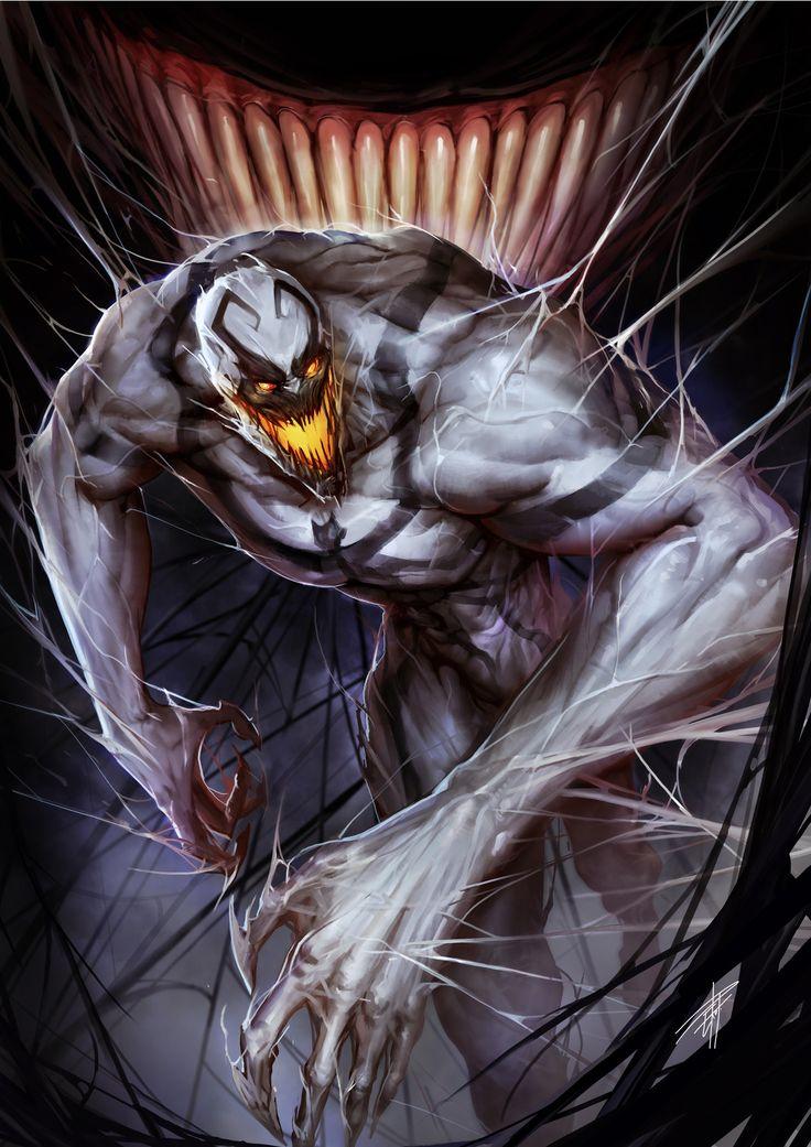 1000+ ideas about Venom Art on Pinterest | Marvel venom ...