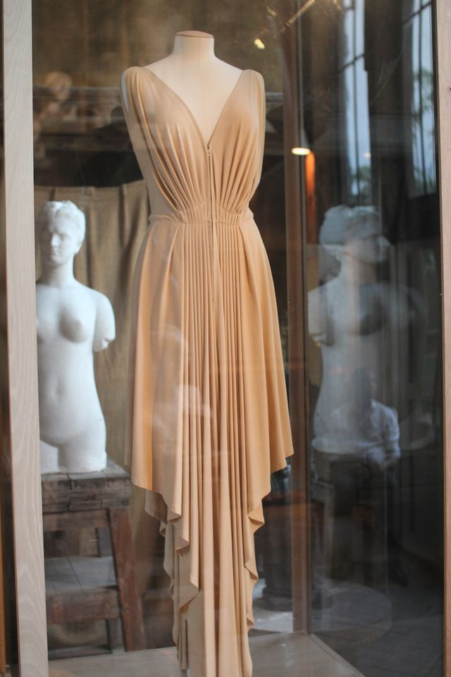 I just died.lol. So beautiful! Madame Gres